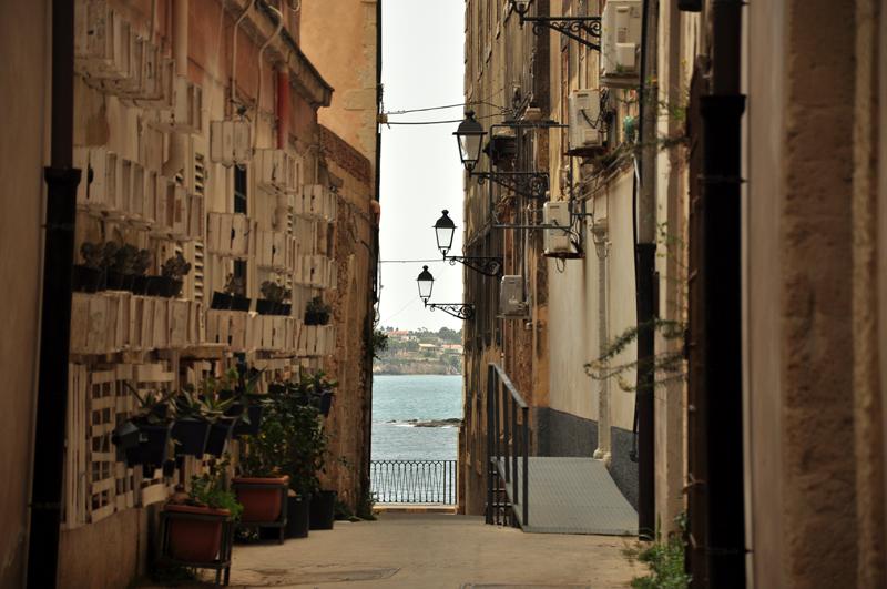 ulica we Włoszech