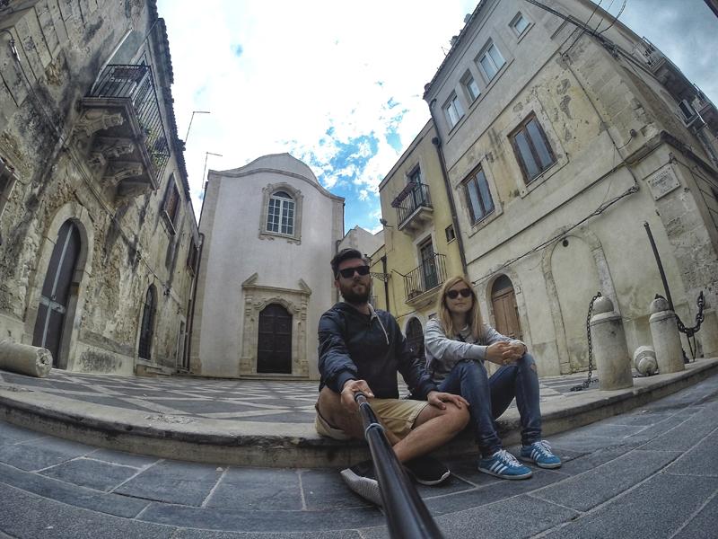 Syrakuzy selfie
