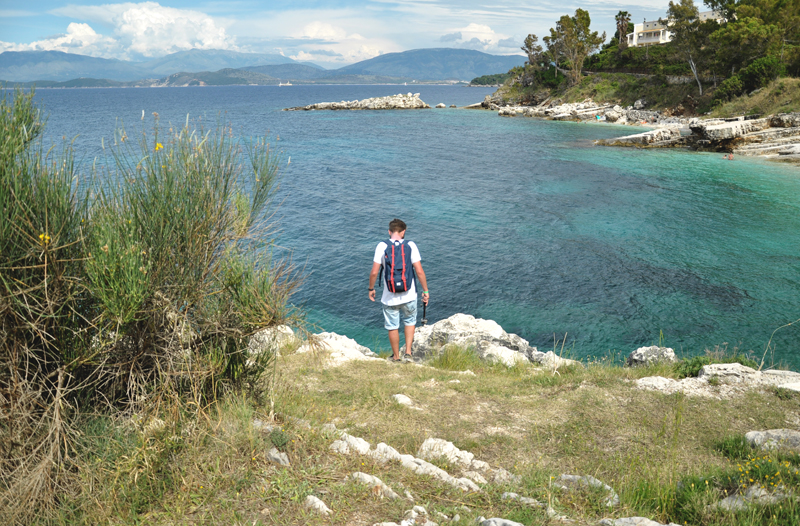 Bataria na Korfu