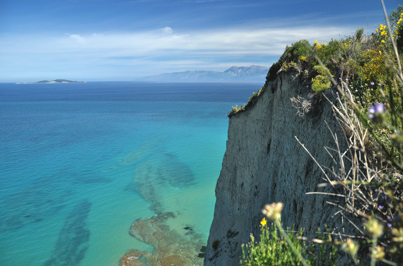 Cape Drastis Korfu