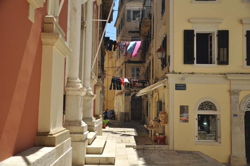 Kerkyra na Korfu