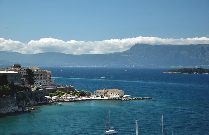 wczasy na Korfu