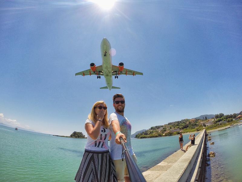 Korfu lotnisko