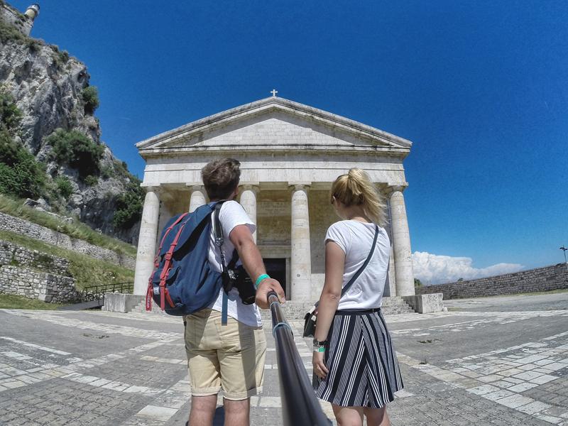 zwiedzanie Korfu Kerkyra