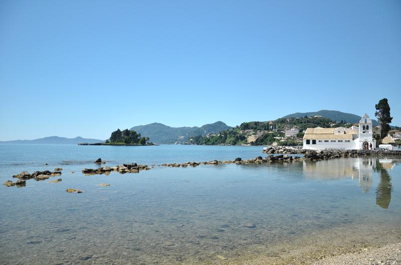 przewodnik po Korfu