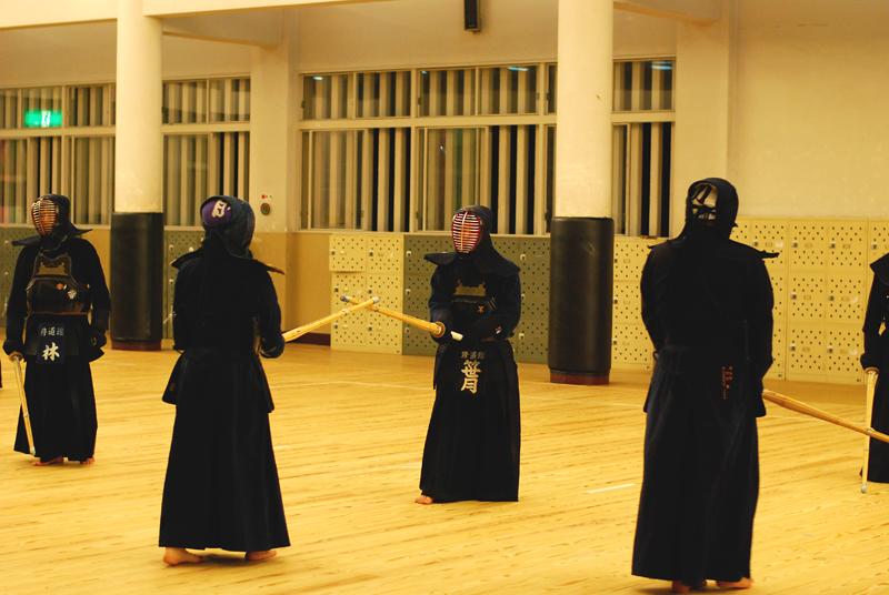 trening sztuk walki Japonia