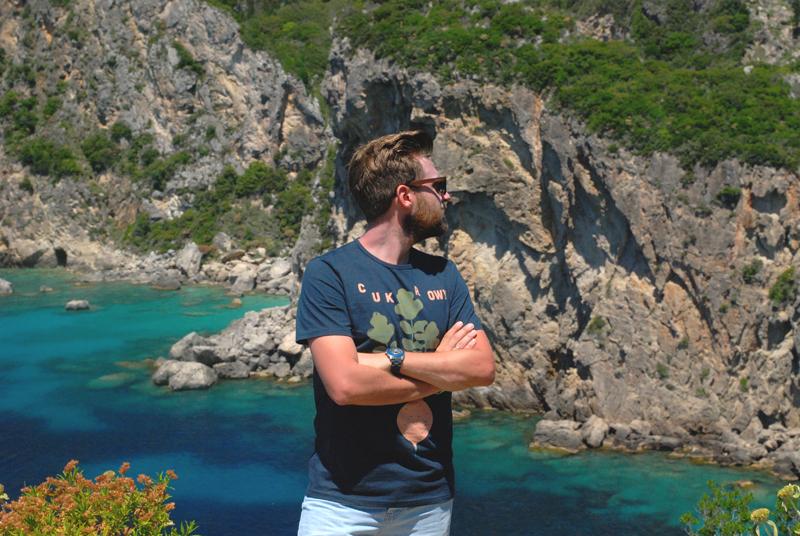 najlepsze miejsce na Korfu