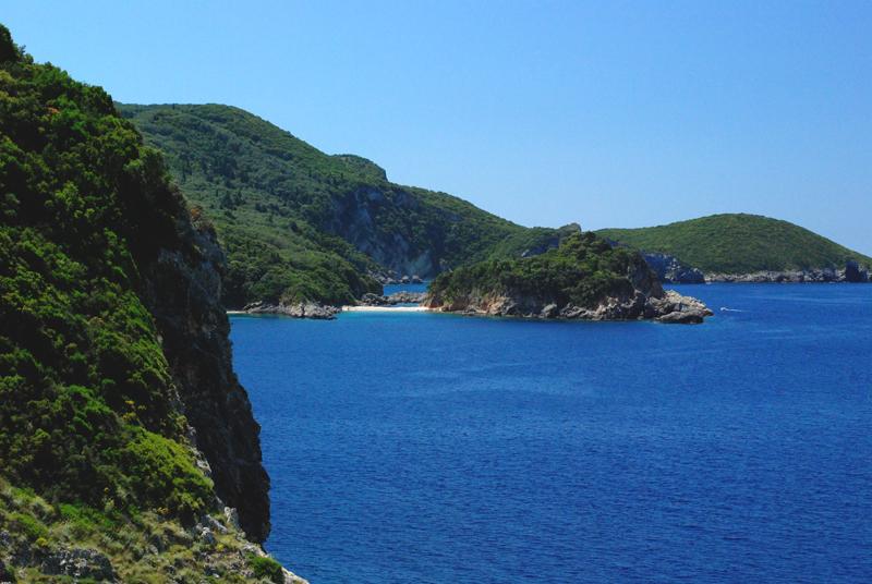 Korfu Grecja
