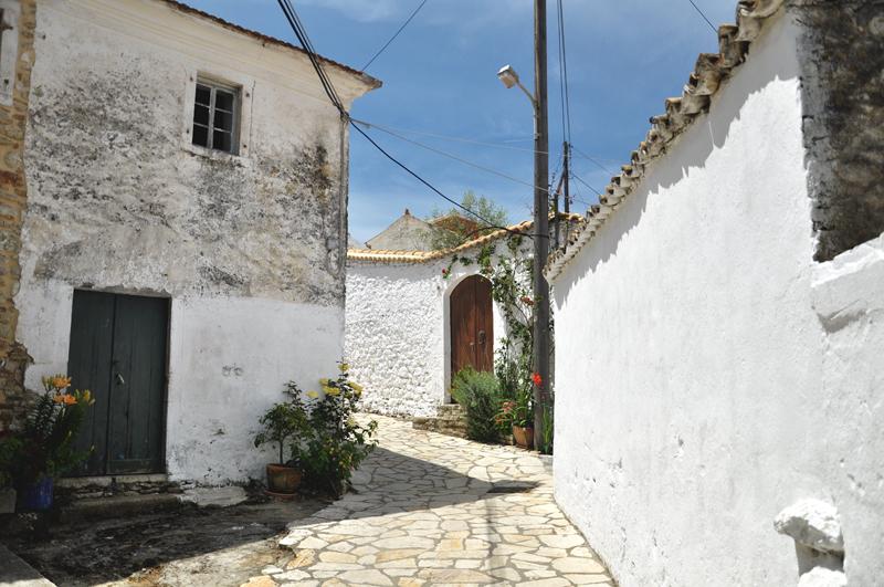 Porto Timoni Korfu