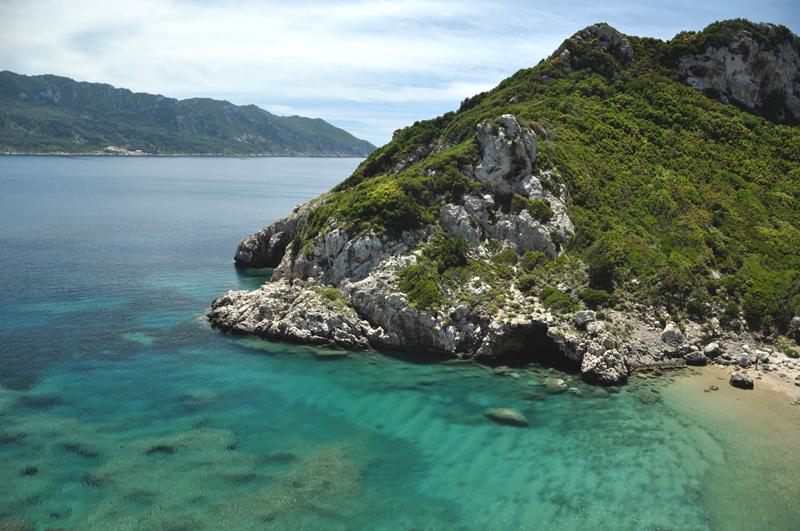 Korfu największe atrakcje
