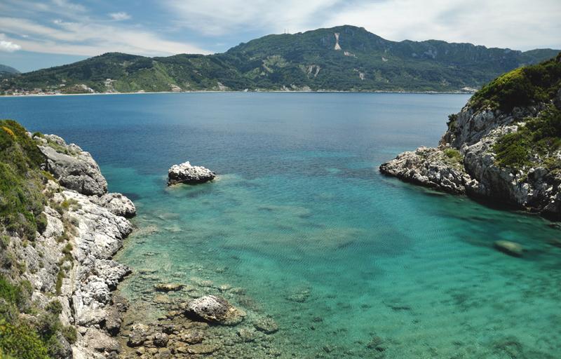 zwiedzanie Korfu