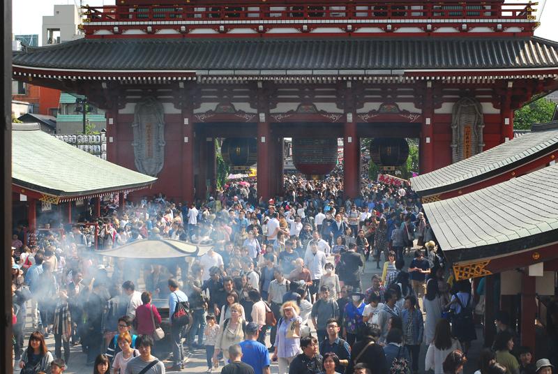 atrakcje Tokio