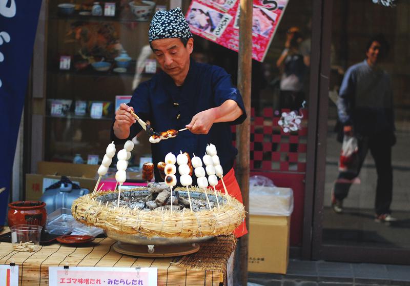 kuchnia w Japonii