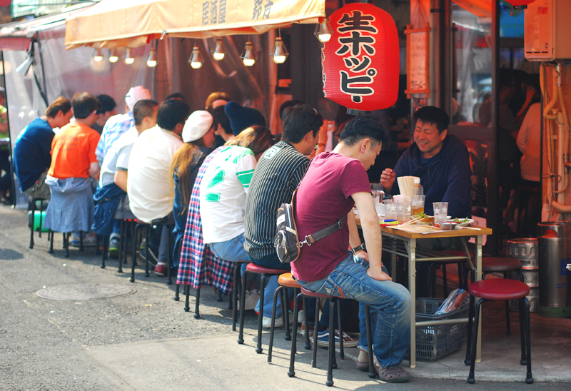 restauracje w Tokio