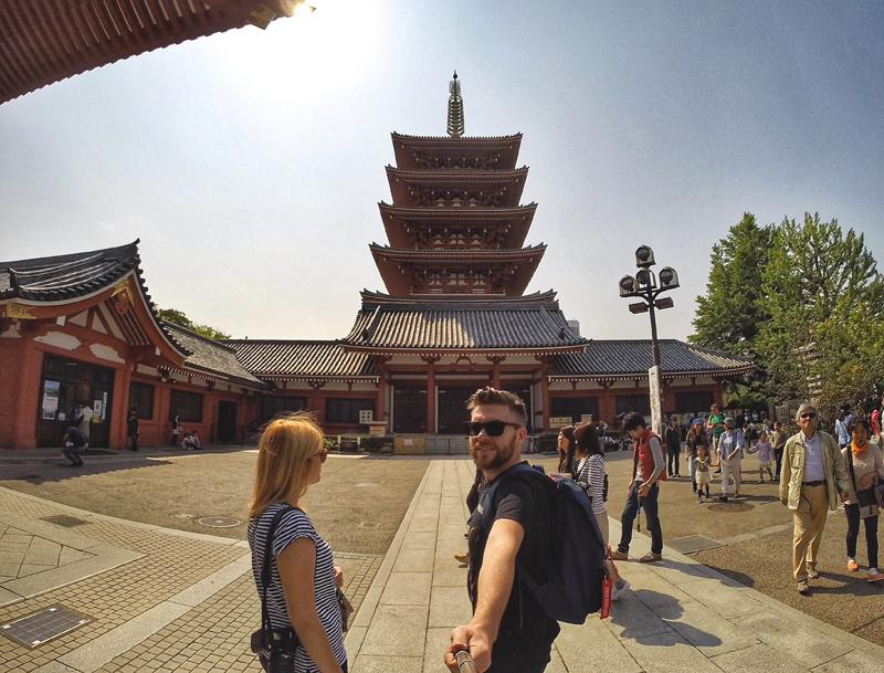 zwiedzanie Tokio