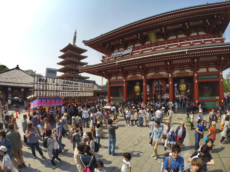 co zobaczyć w Tokio