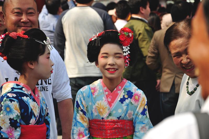dziewczynka z Tokio
