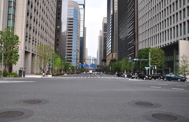 ulica Tokio
