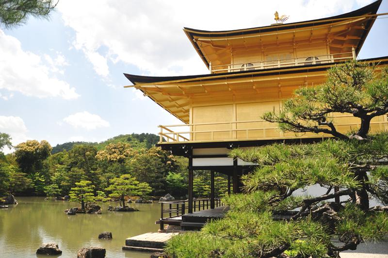 złoty pawilon kioto