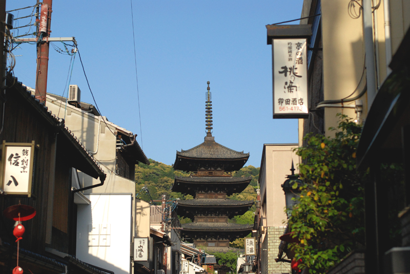 gion japonia