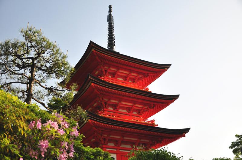 budynek w Japonii