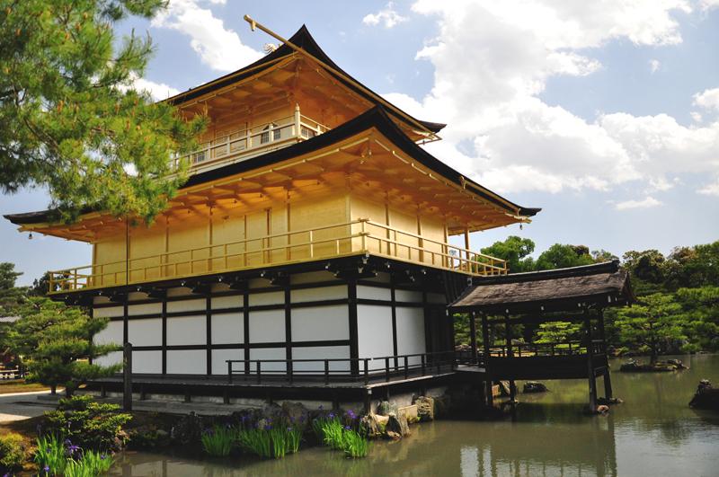 kioto złoty pawilon