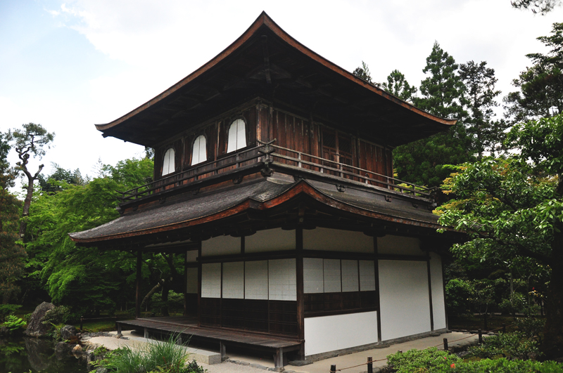 Ginkaku-ji Kioto