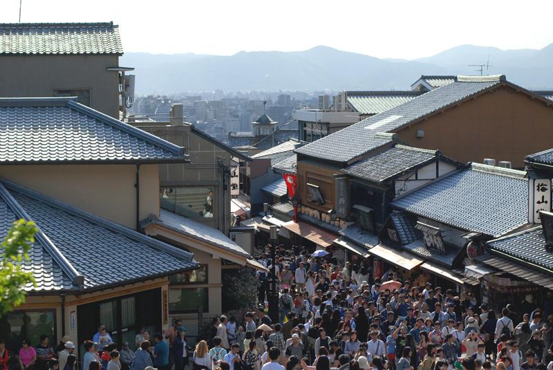 kioto japonia