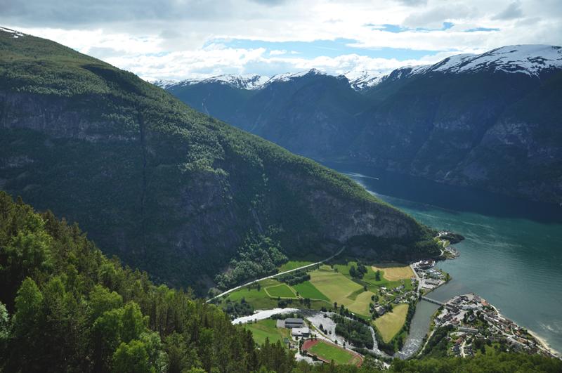 Stegastein Norwegia