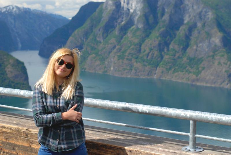 Norwegia stegastein