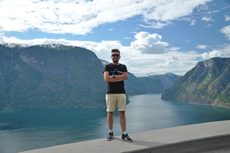Norwegia zwiedzanie