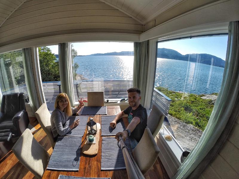 airbnb Norwegia