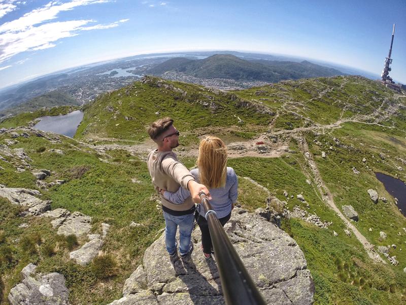 ulriken Bergen
