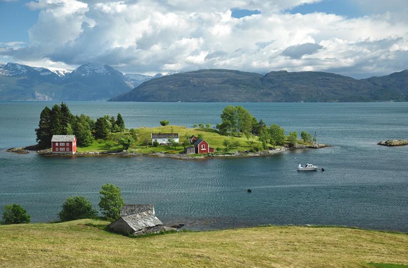co zobaczyć w Norwegii