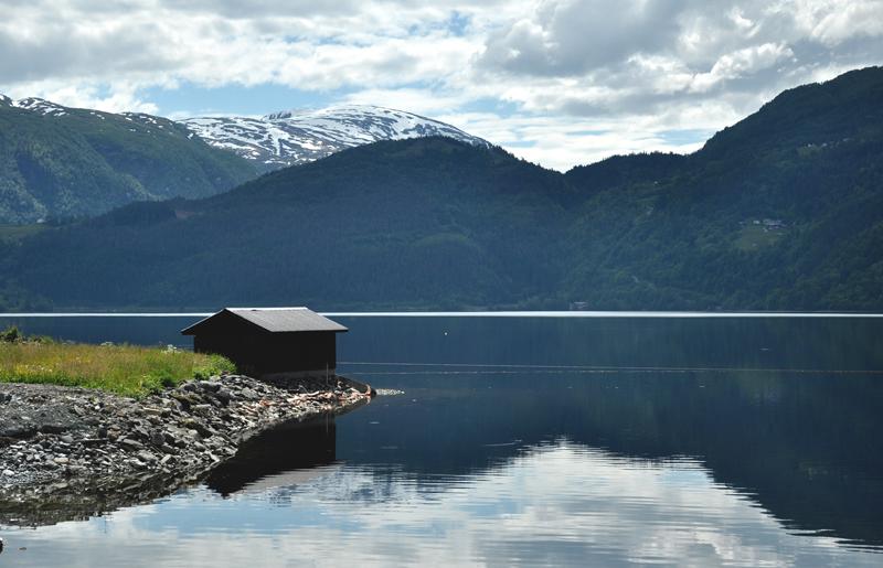 Fiordy Norweskie