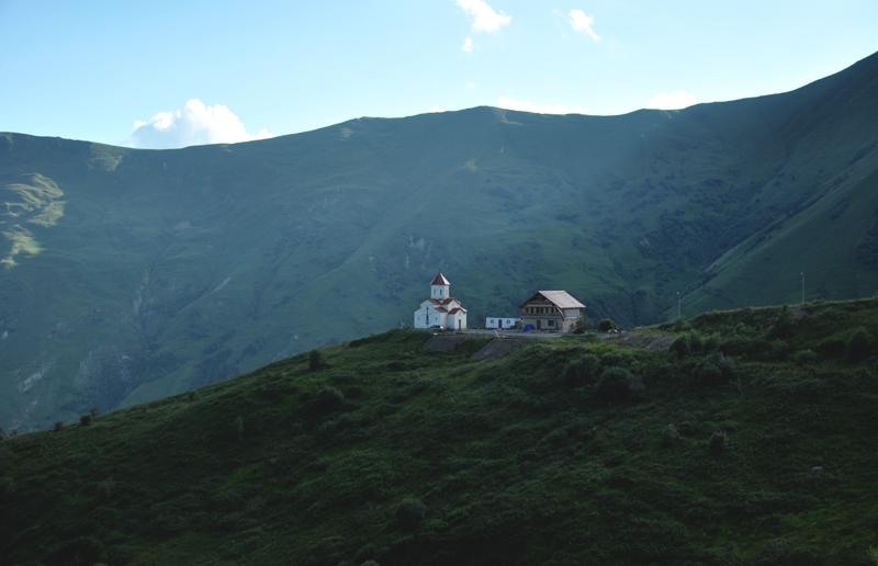 Gudauri Gruzja