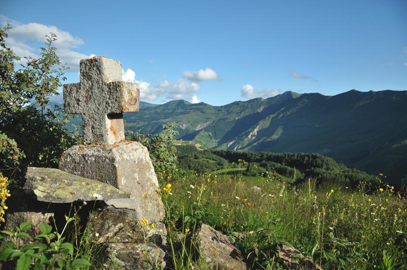Gór w Gruzji