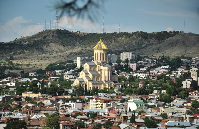 Gruzja Tbilisi