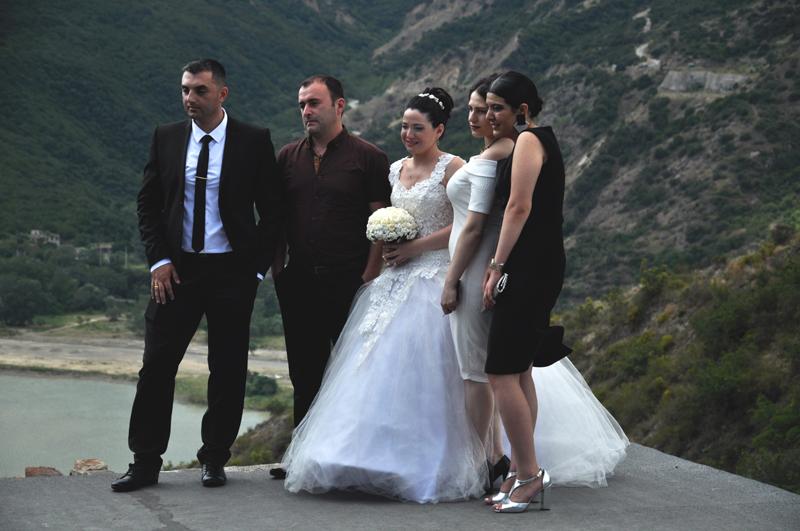 ślub w Gruzji