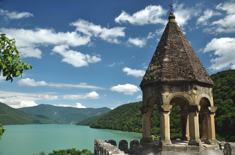 Ananuri Gruzja