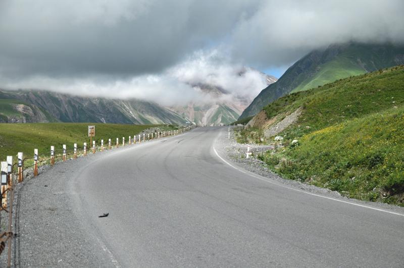 gruzińska droga wojenna