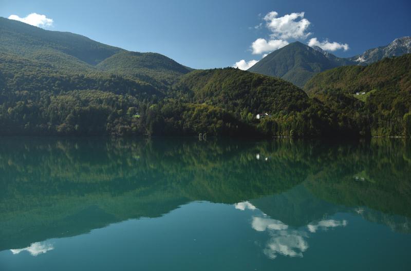 jezioro alpejskie
