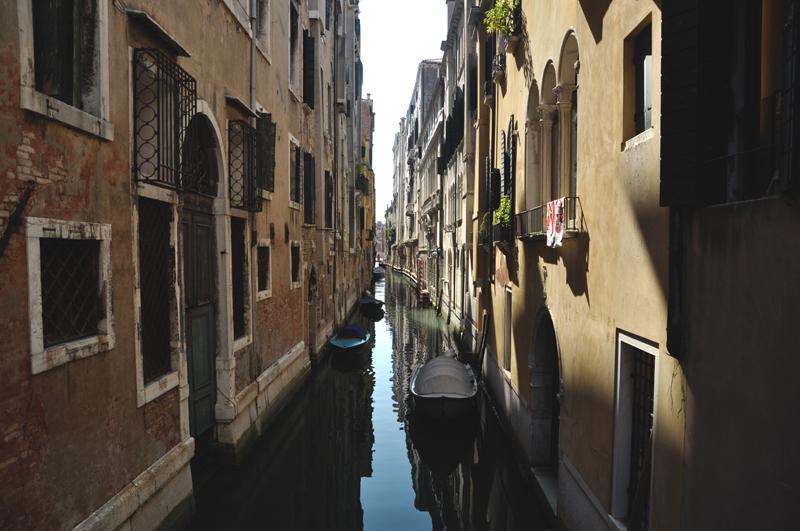 kanał Wenecja
