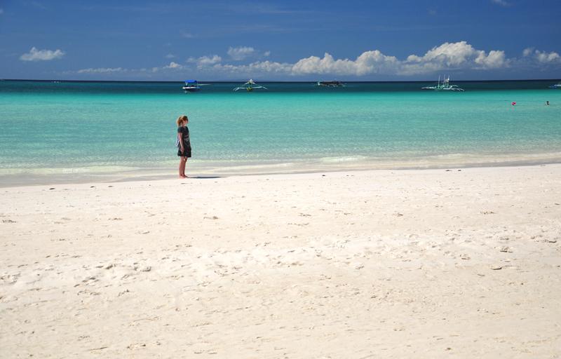 Monika na Boracay