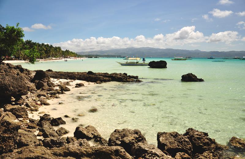 najpiękniejsze plaże na Boracay