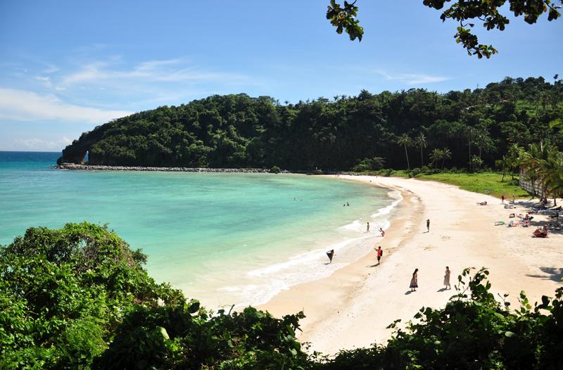 boracay plaża
