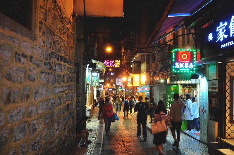 Makau atrakcje
