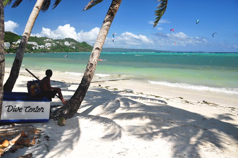 Bulabog Beach Boracay