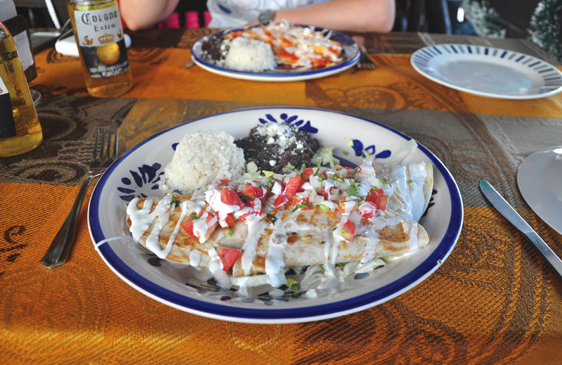 Burrito Meksyk
