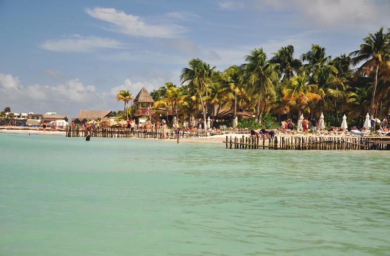 Isla Mujeres plaża